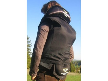 GILET AIR BAG HELITE EQUITATION