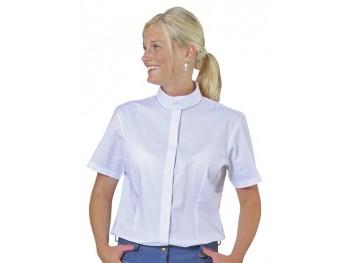 Chemise de concours -Strech Blanc- Hkm