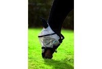 Bonnet anti-mouches -Rambo Fly Mask Plus- Horseware