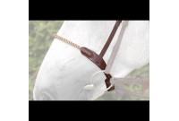 Muserolle corde English collection Dyon
