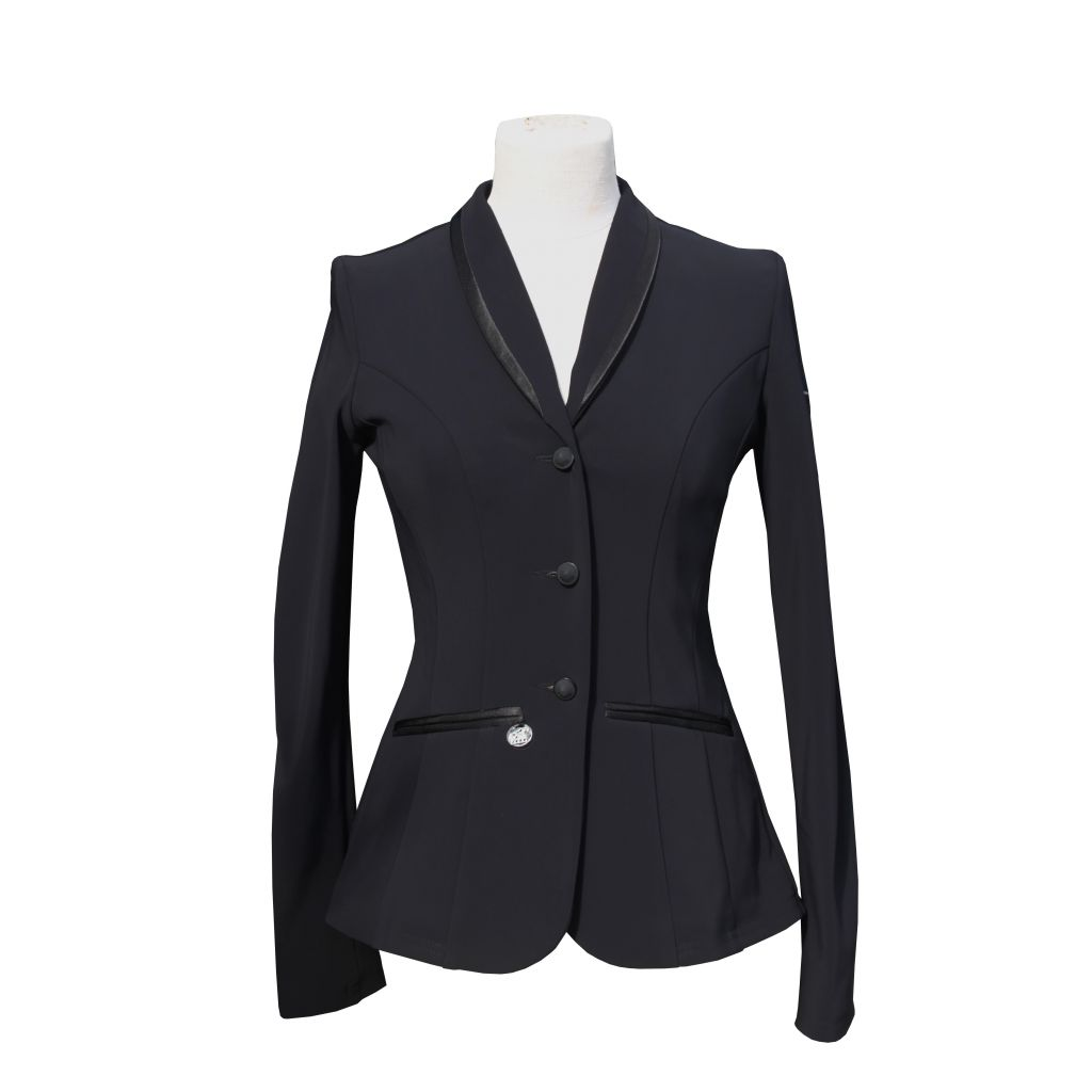 lace up in 100% genuine detailed pictures Veste de concours femme Spa Jump'in - Boutique Equitation