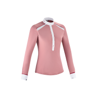 Chemise manches longues Misty Pink femme Aerial Horse Pilot